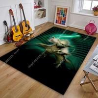 Disney Star Wars Yoda Baby Play Mat Carpet Living Room Bedroom Decor Children Kids Adults Floor Mat Boys Room Hallway Large Rug