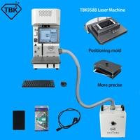 TBK-후면 유리 레이저 분리 기계 bk958b 958C 958M, 아이폰 12 프로 맥스 11 XR 휴대폰 분리기 수리 추출기 포함