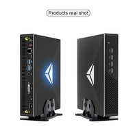 Top Gaming Mini PC Intel Core i9-9900 i7-9700F i5-9400F GTX 1060 GDDR5 2DDR4 Desktop-Gaming-Computer Windows 10 M.2 4K DP WiFi