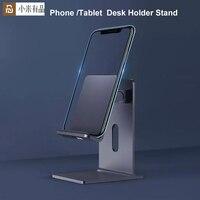 Youpin נייד טלפון Stand מחזיק עבור iPhone 11 Samsung S30 Huawei P40 Smartphone Tablet שולחן סגסוגת Stand עבור IPad פרו