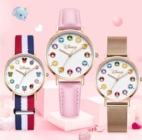 Wielka wyprzedaż dziewczyna piękny zegarek Cuties młodzieżowy damski zegarek na rękę dzieci stalowy nylonowy skórzany pasek zegarki dziecięce proste damskie zegary