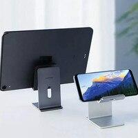 חדש Hagibis נייד טלפון מחזיק Stand Tablet Smartphone שולחן סגסוגת stand עבור iPhone iPad פרו סמסונג טלפון סלולרי נייד עם