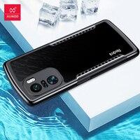 Für Xiaomi Mi 11i Abdeckung, xundd Stoßfest Fall Für Xiaomi Mi 11 ich Fall Transparent Stoßstange Telefon Abdeckung Mode Coque Capa Coque