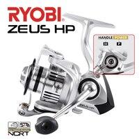 RYOBI-ZEUS HP 낚시 릴, 스피닝 6 + 1BB 1000 2000 3000 4000 5000 6000 8000 10kg 최대 드래그 기어비 5.1:1/5.0:1 릴 낚시