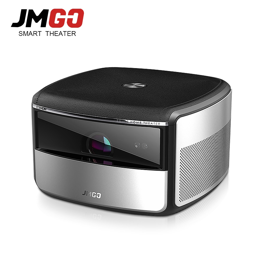 JMGO-Proyector X3 para cine en casa, 3840x2160 dpi, 4k, TV, vídeo, HDMI, DLP, Bluetooth, Proyector wi-fi, versión china