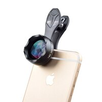 APEXEL Universal Clip Auf HD 18X Makro Objektiv Fotografie Kamera Handy Objektiv Micro Lentes Für iPhone Android Smartphones