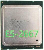 Intel Xeon Prozessor E5 2667 2,9 GHz 6-kerne 15M 8GT/s E5-2667 LGA2011 130W Server prozessor