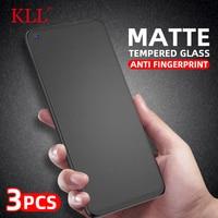 3-1pcs Matte Schutz Glas für Xiaomi Redmi Hinweis 8 8t 7 9s 9 Pro Max screen Protector Redmi 10x 8A k20 k30 pro Gehärtetem Glas