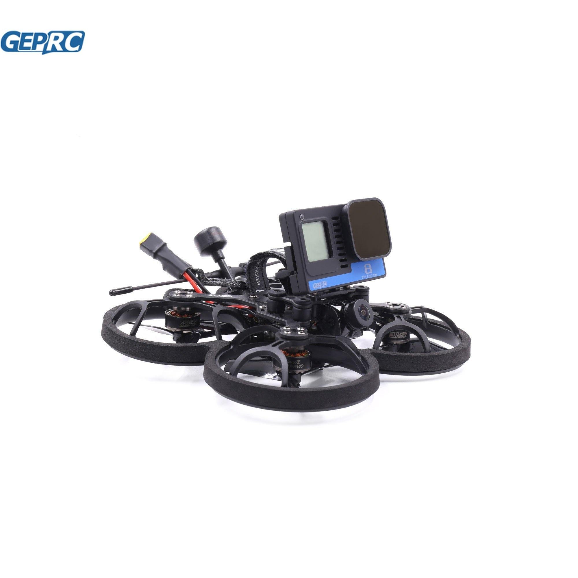 GEPRC-Dron con cámara Polar, teledirigido cuadricóptero, con nebulosa Nano/nebulosa Pro/nebulosa Polar, 25 HD