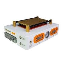 M-Triangel 2 In1 7 인치 LCD 분리 기계 및 스크린 버블 리무버 기계, 전화 분해 수리 분리기 도구