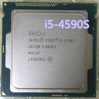 Intel core I5 4590S I5-4590S i5 4590S CPU Prozessor 3,0G SR1QN scrattered stück arbeiten können