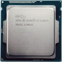Intel Xeon E3-1246 v3 8M Cache 3,5 GHz SR1QZ LGA1150 E3 1246 v3 CPU Prozessor