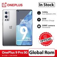 OnePlus 9 Pro 8GB 128GB Smartphone Snapdragon 888 5G 120Hz Flüssigkeit Display 2,0 Hasselblad 50MP Kamera 65T OnePlus Offizielle Shop
