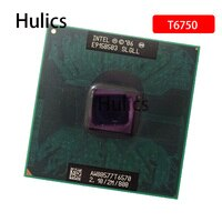 Hulics Original Intel Laptop CPU T6570 2.1/2M/800 SLGLL