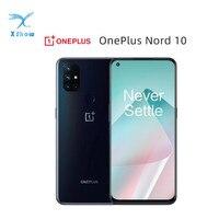 Original OnePlus Nord N10 5G Smartphone Globale Version 6GB 128GB Snapdragon 690 Octa Core NFC 90Hz display 64MP handy