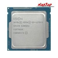 Intel Xeon E3-1275 v3 E3 1275 v3 3,5 GHz Quad-Core Acht-Gewinde CPU Prozessor 84W L3 = 8M LGA 1150