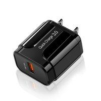 내구성 USB 빠른 충전 휴대 전화 충전 헤드 어댑터 휴대 전화 충전기 난연성 드롭 저항