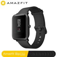 Xiaomi Amazfit 스마트 워치 45 일 배터리 수명 3ATM 방수 스마트 워치 Xiaomi 스포츠 생활 드롭 배송