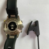 Garmin-MARQ 시리즈 MARQ 드라이브 A-viator 캡틴 어드벤처 워치용 USB 충전 케이블, 휴대용 시계 충전기 어댑터, 1 개