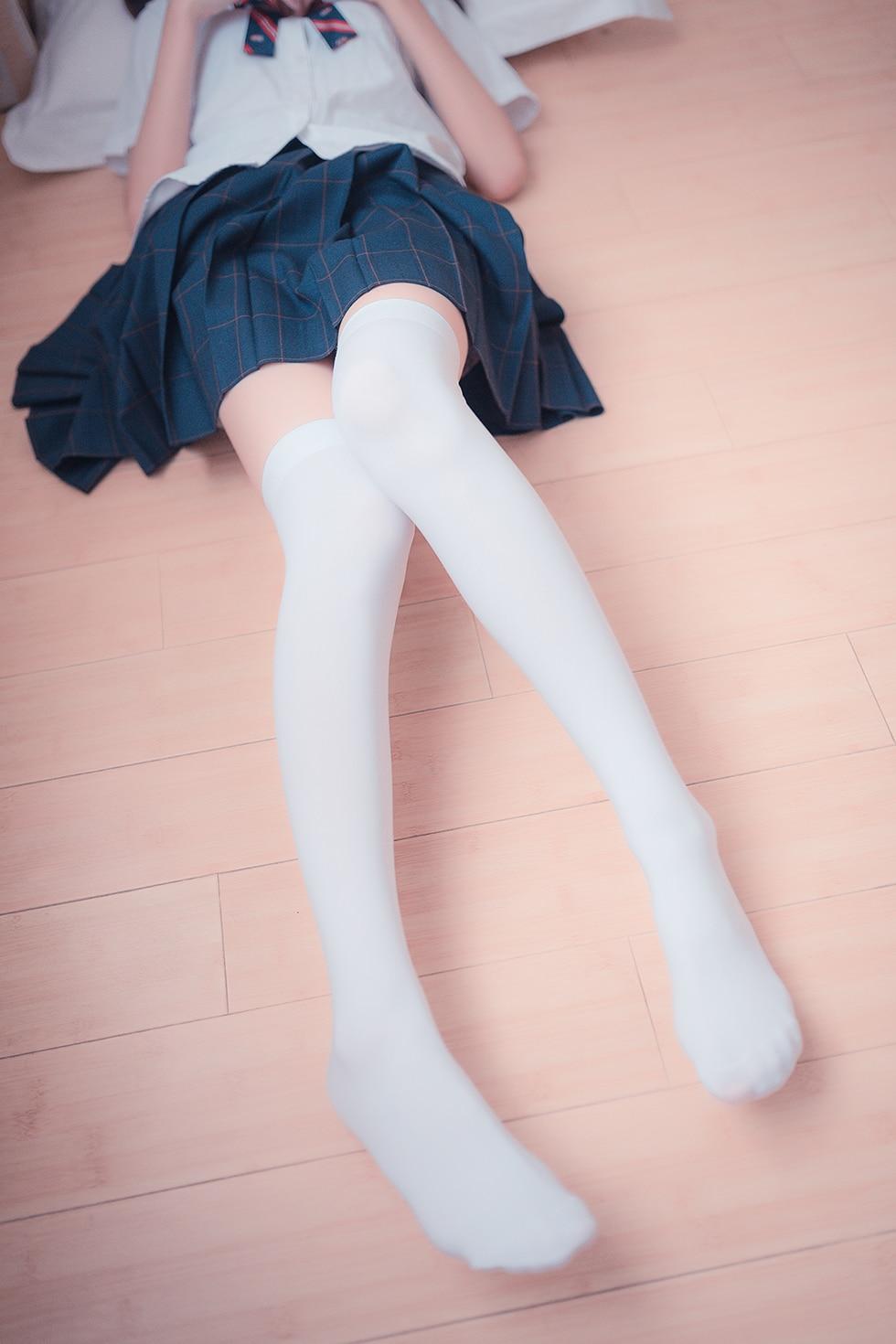 风之领域-白丝学生服