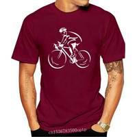 Camiseta Crazy para hombre, estilo de verano, gran oferta, para ciclismo, transporte, Hobby, Cycler, nuevo, 2021