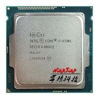 Intel Core i7-4790K i7 4790K 4,0 GHz Quad-Core Acht-Gewinde CPU Prozessor 88W 8M LGA 1150