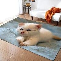 Animal New cartoon big carpet Hot Sale Modern 3D printed Kids Carpets For Child Room Non-slip Mat Antifouling Rug Factory Supply