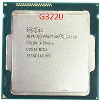 Original für Intel Pentium G3220 Haswell LGA 1150 Dual Core 3,0 GHz L3 Cache 3M HD Graphics Desktop-CPU freies verschiffen