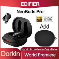 Original EDIFIER NeoBuds Pro TWS Globale Version Wahre Wireless Stereo Ohrhörer Aktive Geräuschunterdrückung Hallo-Res Audio Kopfhörer ANC