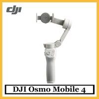 Original DJI OM 4 foldable phone gimbal DJI osmo mobile 4 OM4 magnetic ring holder intelligent functions provid stable in stock