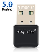 USB Bluetooth 5,0 Bluetooth Adapter Empfänger Wireless Bluethooth Dongle 4,0 Für PC Computer Mini Musik Bluthooth Sender