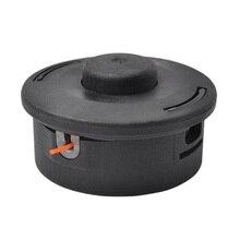 Cabeça de aparador de cortador de grama, para stihl autocut 25-2 fs44 fs55 fs80 fs90 fs100 fs110 fs130 fs250 corda peças de aparador