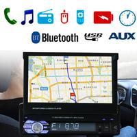 50watt x 4 Max Power Ausgang 800x480 SWM 9601G 7in Bluetooth-kompatibel Auto Stereo MP5 GPS FM/AM Radio W/Karte Karte + Kamera