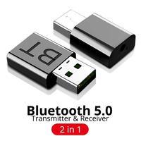 Bluetooth Audio Modul Aux Bluetooth Adapter für PC Bluetooth Adapter 5 0 Bluetooth Empfänger für TV Computer Kopfhörer Maus