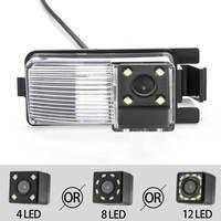Owtosin câmera de visão traseira para nissan patrol y61 carro reverso estacionamento monitor backup acessórios