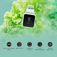 원래 새로운 글로벌 Amazfit Bip S 5ATM Smartwatch 멀티 스포츠 모드 블루투스 스마트 워치 안드로이드 iOS 전화