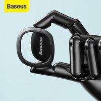 Baseus אצבע טבעת מחזיק עבור iPhone 11 פרו מקסימום 360 תואר סיבוב Stand הר נייד טבעת מחזיק Tablet נייד טלפון