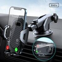 Getihu吸盤自動車電話ホルダーテレフォンマウント携帯スタンド携帯スマートフォンのgps iphone 12プロマックスxiaomi redmi huawei社