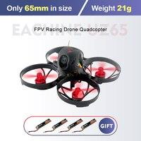 Eachine UZ65 65mm 1S Whoop FPV Racing Drone Quadcopter w/ RunCam 3 Kamera 5,8G 25mw ~ 100mw VTX SE0802 19000KV Bürstenlosen Motor