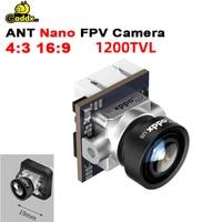 2g CADDX ANT 1200TVL Globale WDR OSD 1,8mm Ultra Licht FPV Nano Kamera 16:9 4:3 für RC FPV tinywhoop Cinewhoop