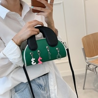 Brand candy color handbag high quality leather shoulder bags for women saddle bag luxury designer Crossbody bag mini Satchel