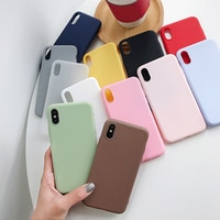 Für Xiaomi Redmi Hinweis 7 10 8T 8 Pro 6 5 Plus 4 4X 5A 6A Fall Weiche Silikon abdeckung Für Red mi Note8 8A Hinweis 5 7A 9A 9C 9T 9S 9 Pro