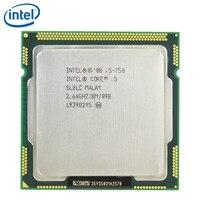 Original Intel Core i5 750 Prozessor 2,66 GHz 8MB Cache LGA 1156 Desktop I5-750 CPU getestet 100% arbeits