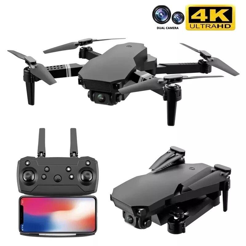 Dron profesional 4K S70, cámara Dual de HD, helicóptero, WiFi, FPV, 2021 P, transmisión en tiempo Real, juguete, cuadricóptero, 1080