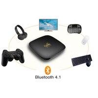 Q96 Iptv Box Android 10,0 TV Box S905 Smart Ip Set-Top Box 4K 3D Bluetooth Kompatibel 1080P 2,4 GHz/5GHz Ricevitore TV IP Youtube