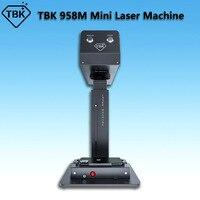 TBK-958M 미니 자동 초점 레이저 기계, 아이폰 안드로이드 뒷면 유리 수리 휴대 전화 후면 커버 변경 도구