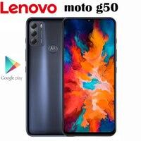 Original Neue Offizielle Lenovo Motorola Moto g50 5G Smartphone Snapdragon 750G 6,5 inch 90Hz Bildschirm 48MP kamera 5000mAh Globale ROM