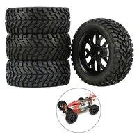 12mm rodas traseiras dianteiras e traseiras, aros e rodas para wltoys 144001 124019 rc, peças e acessórios para off-road