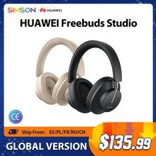 Huawei Freebuds Studio Global Version Bluetooth Audiophile Headphones Wireless TWS HI-FI ANC Type C Gaming