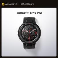 새로운 Amazfit T-rex Trex 프로 T 렉스 GPS 야외 Smartwatch 방수 18 일 배터리 수명 390mAh 스마트 워치 안드로이드 iOS 전화